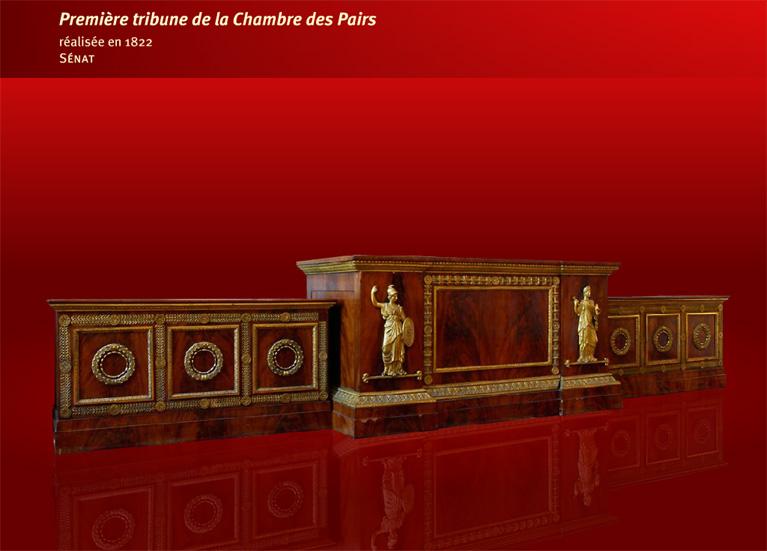 Les gadz 39 arts for Ecole des metiers du meuble